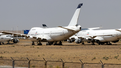 A picture of EPIAG - Boeing 747286B(M) - [21217] - © Dara Z.