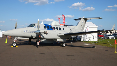 N631L - Beechcraft B300C King Air 350C - United States - US Customs Service