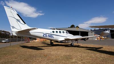ZS-NBL - Cessna 340 II - Private