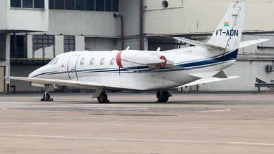 VT-AON - Cessna 560XL Citation XLS - Private
