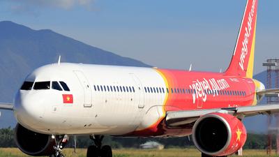 VN-A693 - Airbus A321-271N - VietJet Air