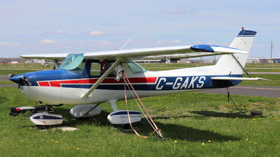 C-GAKS - Cessna 150M - Private