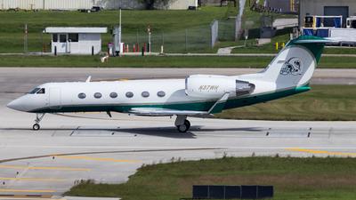 N37WH - Gulfstream G-IV - Private