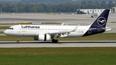 D-AINW - Airbus A320-271N - Lufthansa