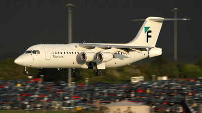 G-FLTC - British Aerospace BAe 146-300 - Flightline