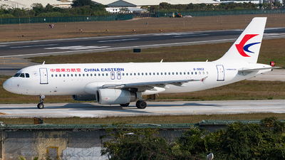 B-9902 - Airbus A320-232 - China Eastern Airlines