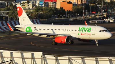 A picture of XAVAP - Airbus A320232 - VivaAerobus - © Alejandro Aceves