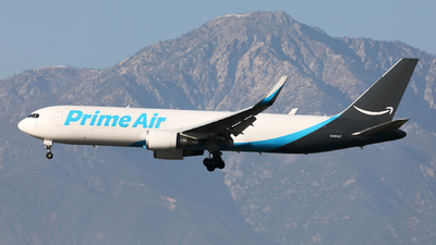 N389AZ - Boeing 767-319(ER)(BDSF) - Amazon Prime Air (Air Transport International)