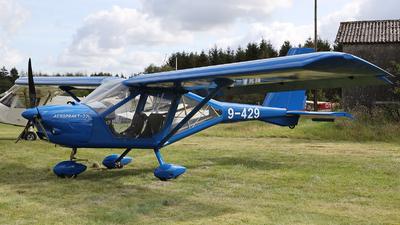 9-429 - Aeroprakt A22L Foxbat - Private