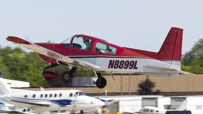 N8899L - Grumman American AA-5 - Private
