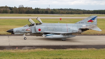 87-8407 - McDonnell Douglas F-4EJ Kai - Japan - Air Self Defence Force (JASDF)