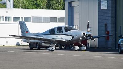 D-ETER - Cirrus SR22T-GTS - Private