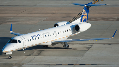 N34111 - Embraer ERJ-145XR - United Express (ExpressJet Airlines)