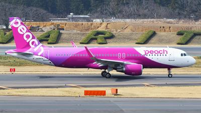 JA09VA - Airbus A320-214 - Peach Aviation