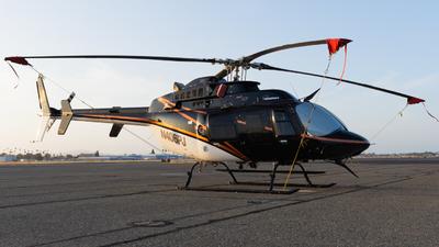 N406PJ - Bell 407 - PJ Helicopters