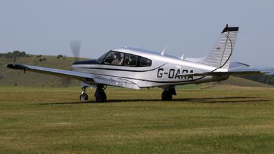 A picture of GOARA - Piper PA28R201 - [2837002] - © Brian T Richards
