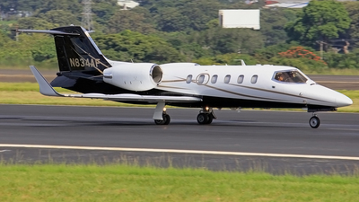 N834AF - Bombardier Learjet 31A - Private