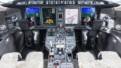 9H-VCD - Bombardier BD-100-1A10 Challenger 350 - VistaJet