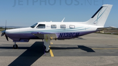 A picture of N138CM - Piper PA46500TP Malibu Meridian - [4697579] - © Xevi
