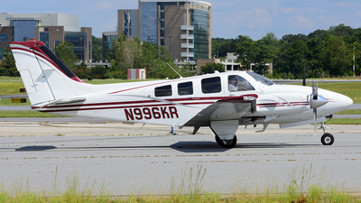 N996KR - Beechcraft 58P Baron - Private