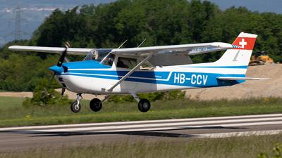 A picture of HBCCV - Cessna F172M Skyhawk - [1476] - © Alexandre Fazan