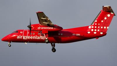 OY-GRO - Bombardier Dash 8-Q202 - Air Greenland