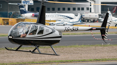 TG-SIS - Robinson R44 Raven II - Private
