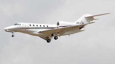 XA-FJM - Cessna 750 Citation X - Private