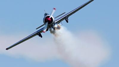 LY-GFC - Aerostar Yak-52 - YakItalia