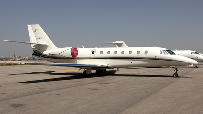 LV-HFT - Cessna 680 Citation Sovereign - Private