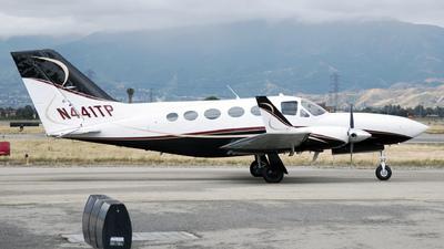 A picture of N441TP - Cessna 414A Chancellor - [414A0057] - © W.A. Kazior