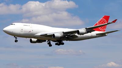 OM-ACB - Boeing 747-433(BDSF) - Air Cargo Global