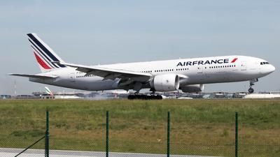 F-GSPS - Boeing 777-228(ER) - Air France