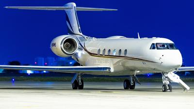 N888HE - Gulfstream G-V - Journey Aviation