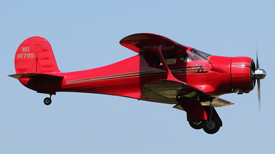 NC18785 - Beechcraft D17A Staggerwing - Private