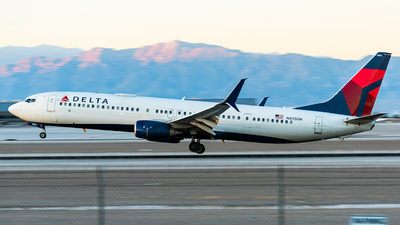A picture of N805DN - Boeing 737932(ER) - Delta Air Lines - © Jet92