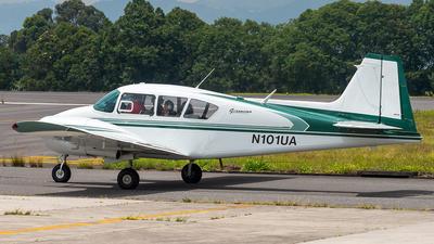 N101UA - Piper PA-23-160 Apache - Private