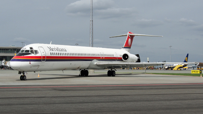 I-SMER - McDonnell Douglas MD-82 - Danish Air Transport (DAT)