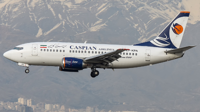A picture of EPKPA - Boeing 737524 - Caspian Airlines - © Mohamadreza Zeinloo