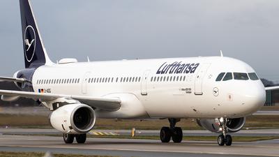 D-AIDG - Airbus A321-231 - Lufthansa