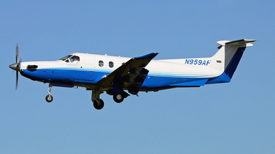 N959AF - Pilatus PC-12/47E - PlaneSense