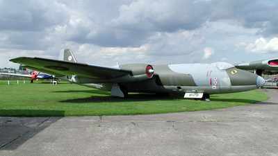 WH791 - English Electric Canberra PR.7 - United Kingdom - Royal Air Force (RAF)