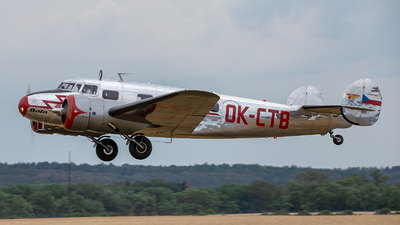 N241M - Lockheed 10A Electra - Private
