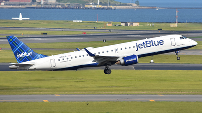N197JB - Embraer 190-100IGW - jetBlue Airways