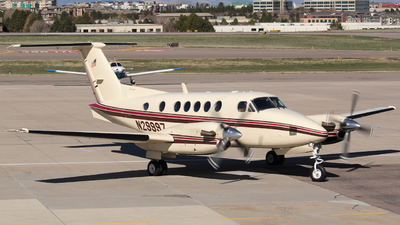N29997 - Beechcraft 200 Super King Air - Private