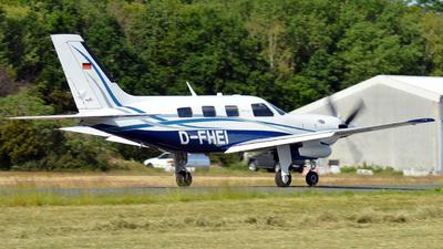 D-FHEI - Piper PA-46-500TP Malibu Meridian - IFR-Instrumenten Flugschule Reichelsheim
