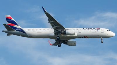 A picture of PTXPL - Airbus A321211 - [06895] - © Antonio Carlos Carvalho Jr.