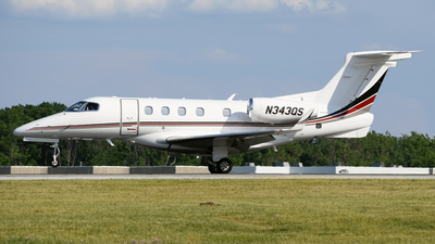 N343QS - Embraer 505 Phenom 300 - NetJets Aviation