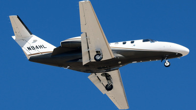 N94HL - Cessna 525 Citation CJ1 - Oxford Aviation Academy