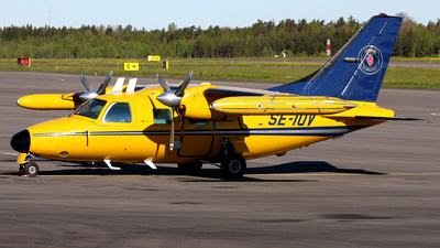 A picture of SEIOV - Mitsubishi MU2B26 -  - © Jukka Hemilä